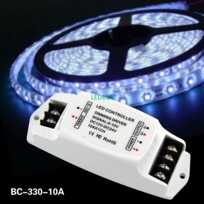 DC12-24v 10a 0-10v LED dimming dr