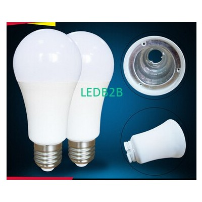 Extended A60 bulb shell conductiv