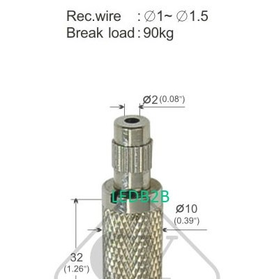 1018025 cable gripper