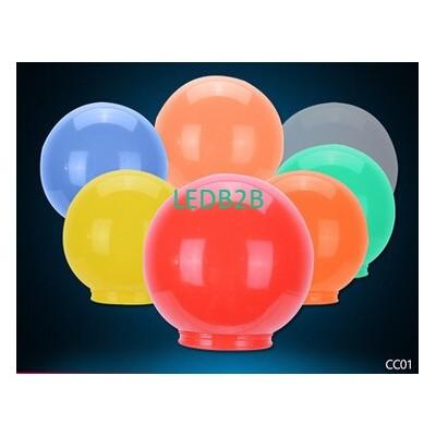 LED lamp suite bulb bubble shell