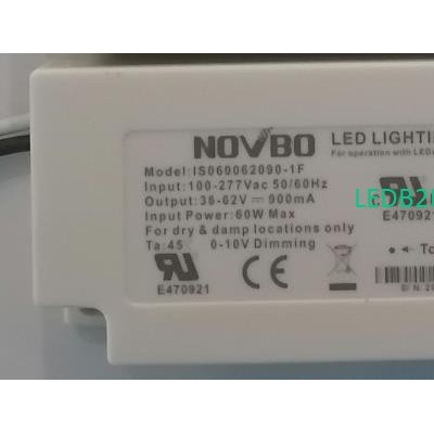 Non isolated 60W dimming power su