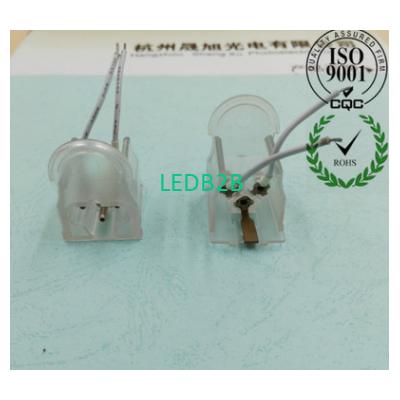 Transparent plug of T5 dichroic t