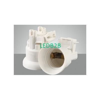 E27 with bracket lampholder-E27P1
