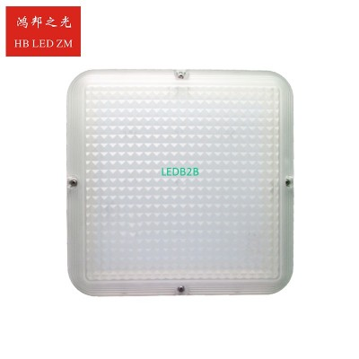 Ceiling light Housing coating alu
