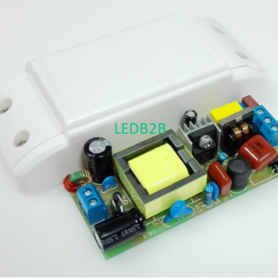 30W 300mA Isolated LED Driver wit