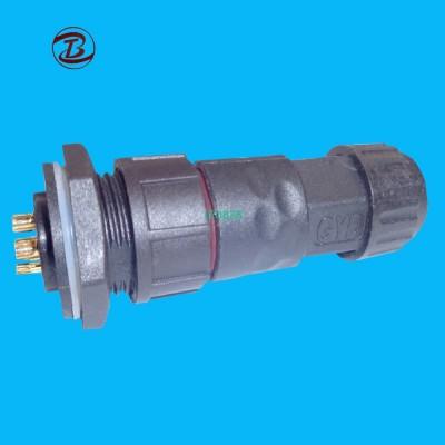 M19 ip68 quick connect nylon wate