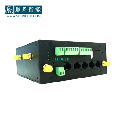 4G LTE Ethernet Router with Exter