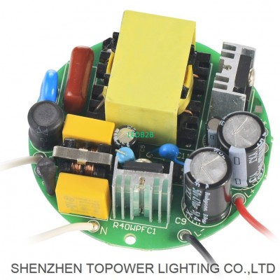 AC100-277V 36W bare board led dri
