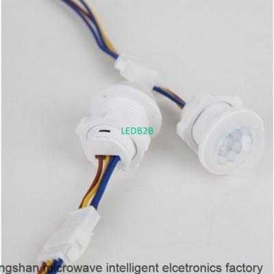 PIR-Sensor Switch