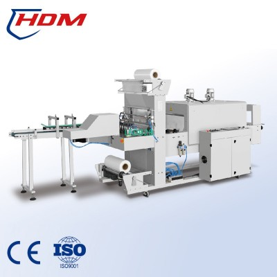 Automatic Sleeve Sealing Shrink P