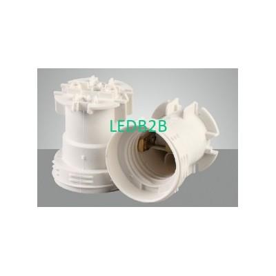 E27 Partial threaded outer shell-