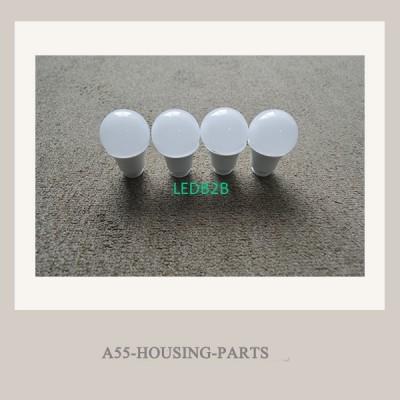 A55-9W led led bulb housing parts