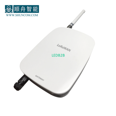 LoRaWAN gateway for IoT with 868M