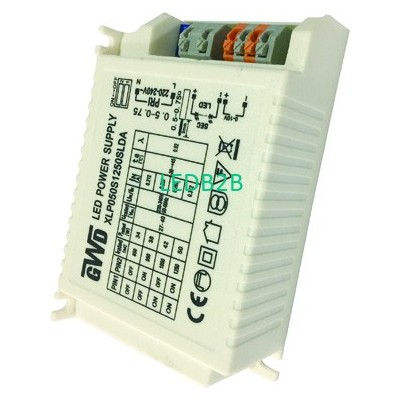 0-10V Dimmable 27-40VDC (850mA 95