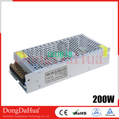 S Series 200W LED Power Supply