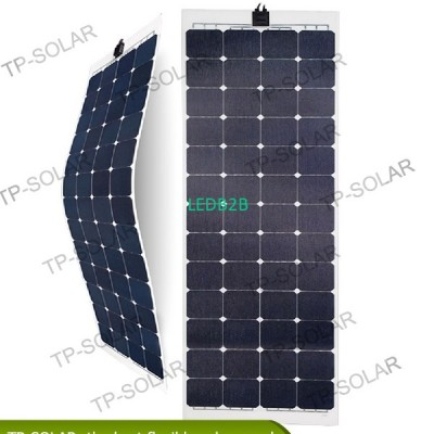 150w ETFE flexible solar panel fo