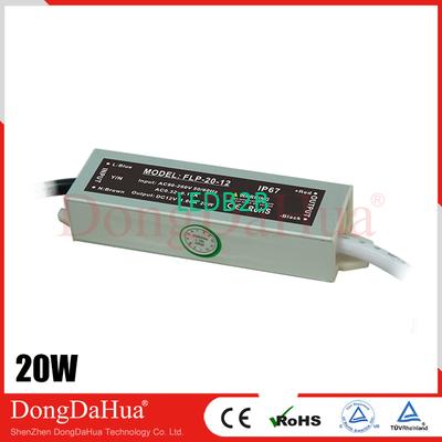 FLP Series 20W LED Power Supply