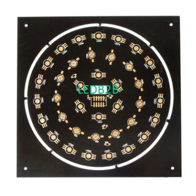 Aluminium PCB ENIG Stage Light