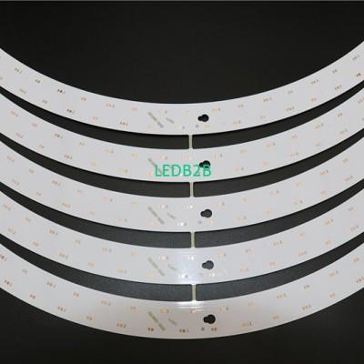 Ceiling lamp series aluminum subs