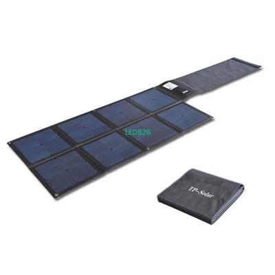 100W flodable SUNPOWER solar char