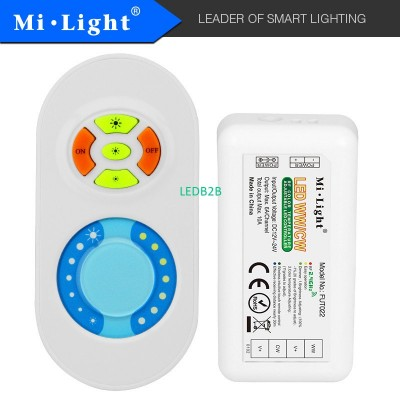 2.4GHz Dual White led controller