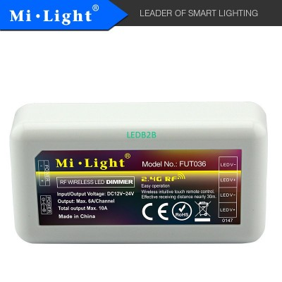 2.4GHz LED Single Color Dimming C