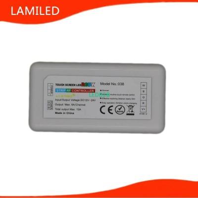 2.4GHz 4-Zone RGBW LED Strip Cont