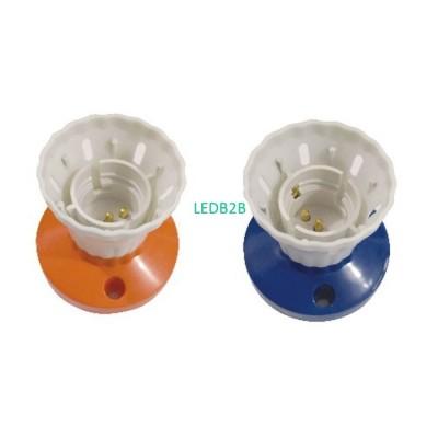E27 B22 2 in 1 lamp holder both p