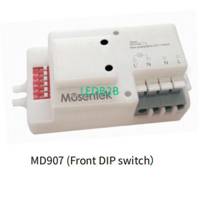 5.8GHz microrwave sensor on off a