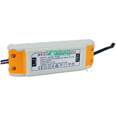 PS-B2-4x3W Li-full LED driver wit
