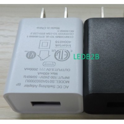 12W AC DC switching adapter with