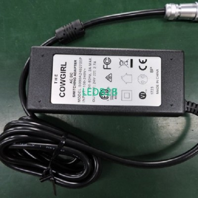 84W AC DC switching adapter-exter
