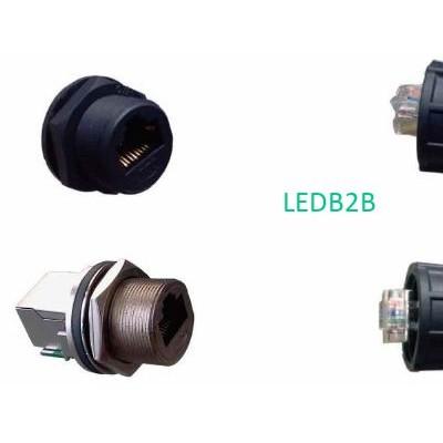RJ Series waterproof connectors I