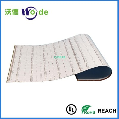 Double sided Flexible PCBs for LE
