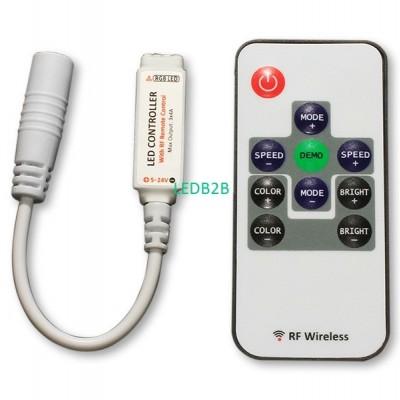 R108 Lite-Mini RF Wireless RGB co