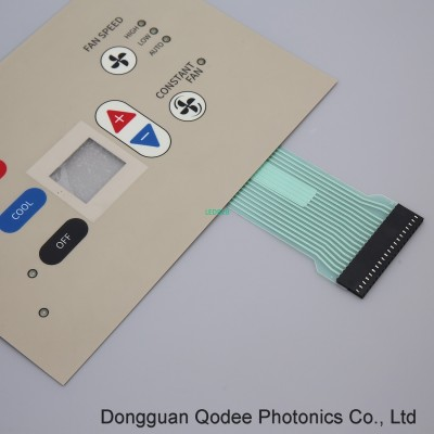 Thin film switch