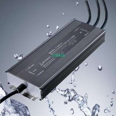 300W 25a 12.5A waterproof power s