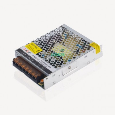 100w ip20 led power supply indoor