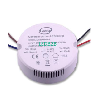 LED Driver Plastic Case CC Mode U