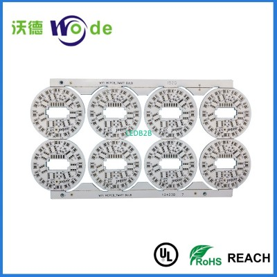 Single sided Aluminum LED PCBs MC