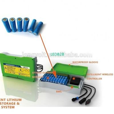 18650 lithium battery for solar s