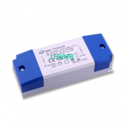 LED Driver Plastic Case CC Mode F