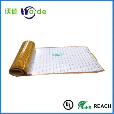 Single sided Flexible PCBs for LE