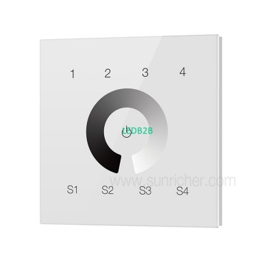 DMX512 Wall Mounted Single Color