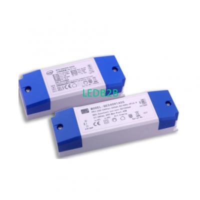 LED Driver Plastic Case CC Mode Q