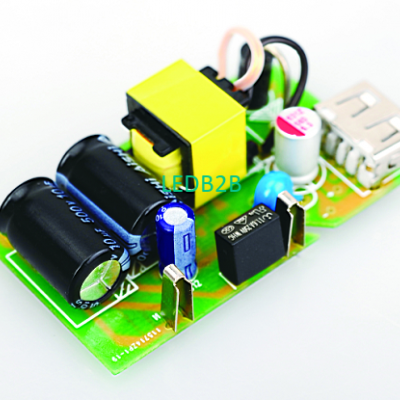 led driver charge