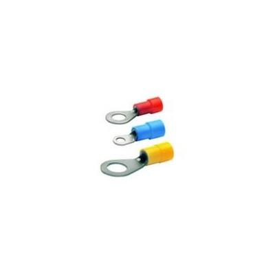 PVC or Nylon Insulated Ring Termi