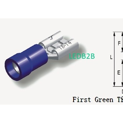 PVC Insulated Female Disconnector