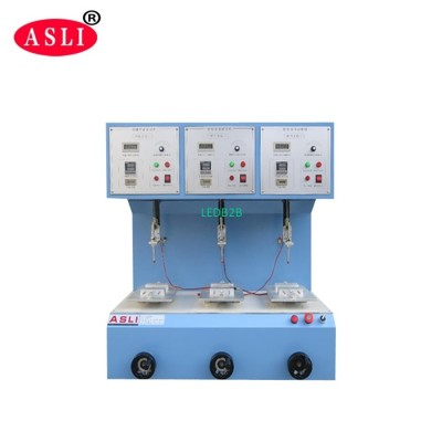 Button Life Testing Machine