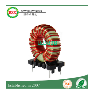 Inductance of T25*15*8 inductor w